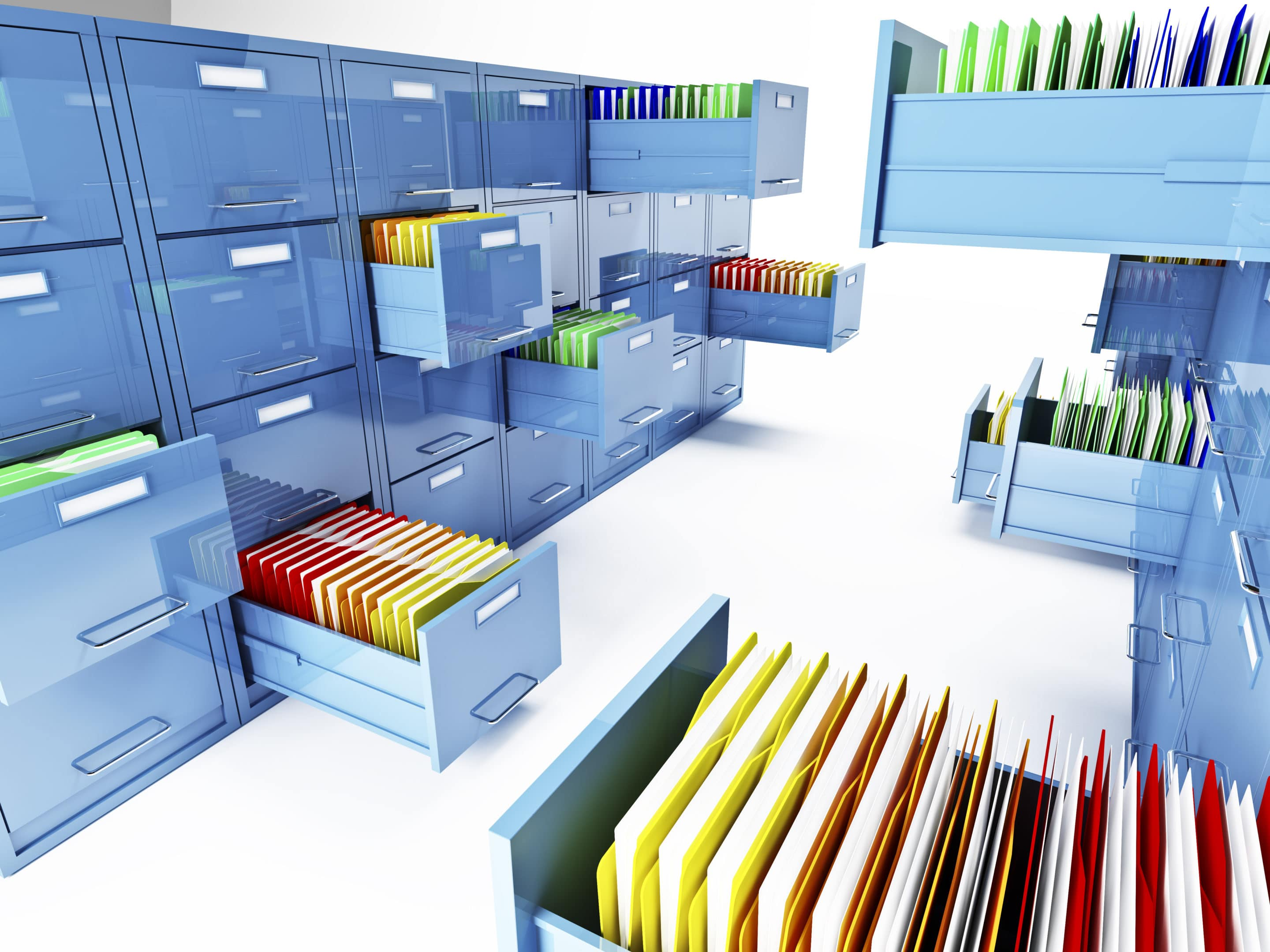 Organizing Business Files by Category