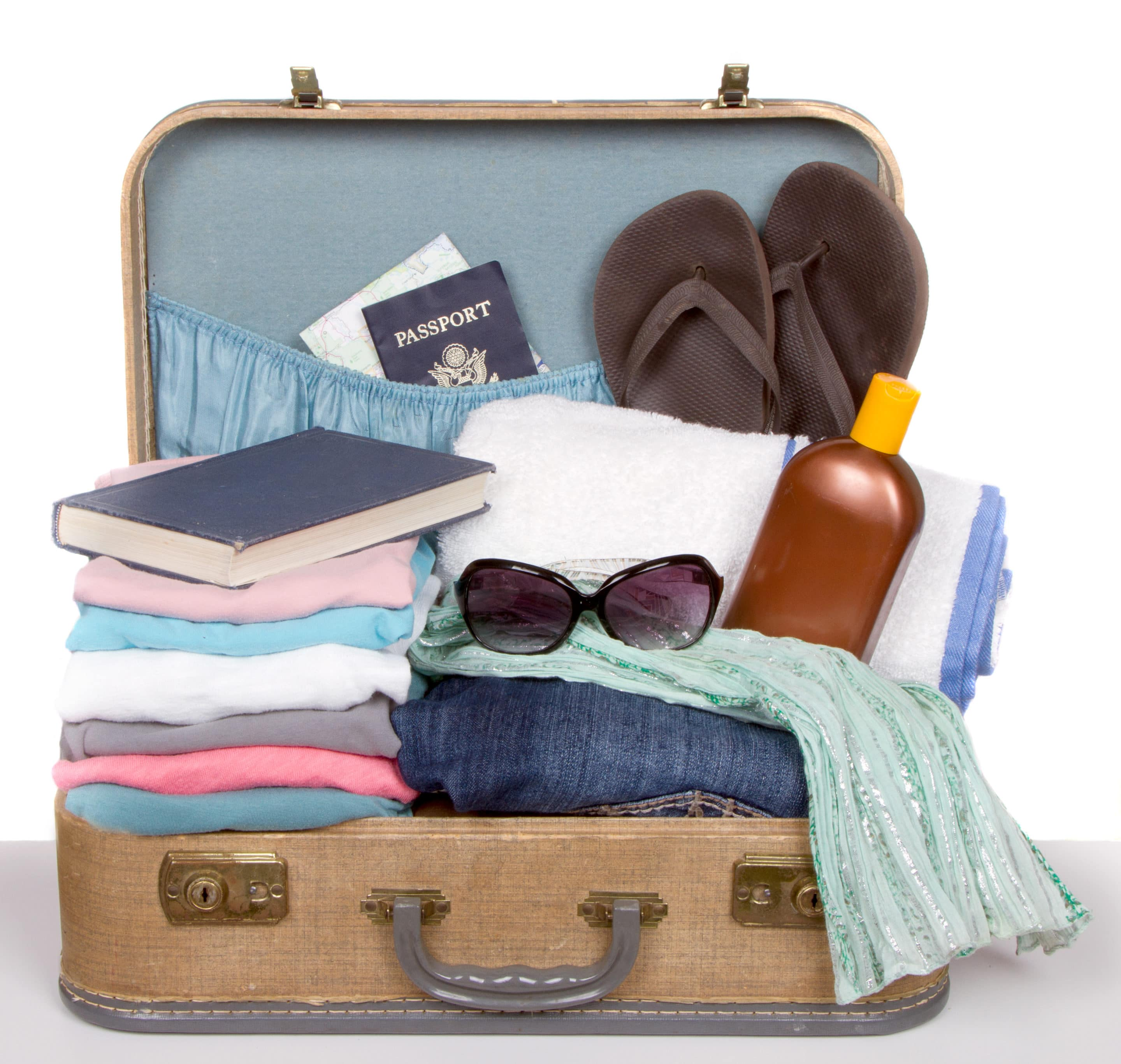 Vacation! Tips for Packing Your Bags {Lifestyles June 2015}