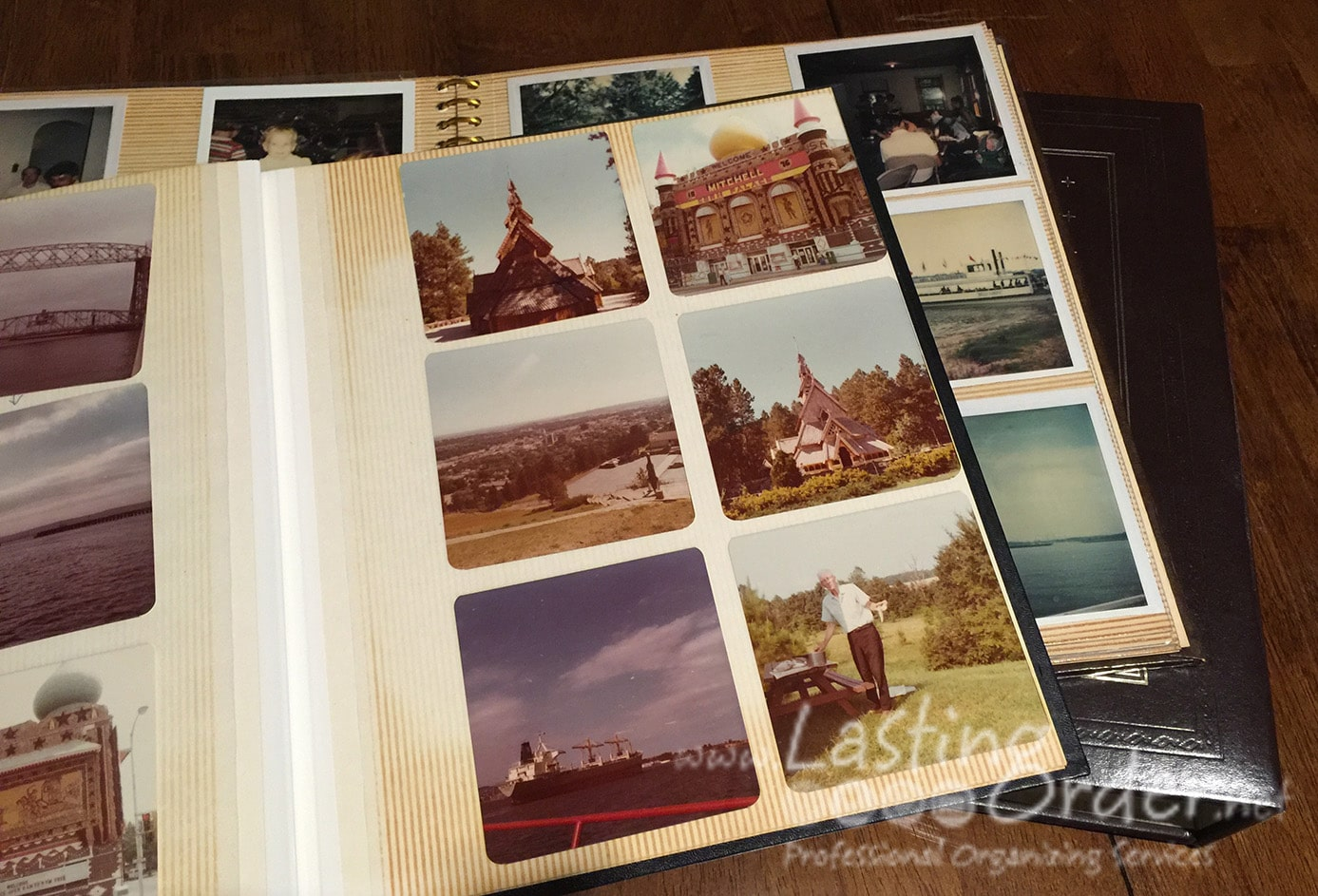 Don't Be Stuck with Magnetic Photo Albums