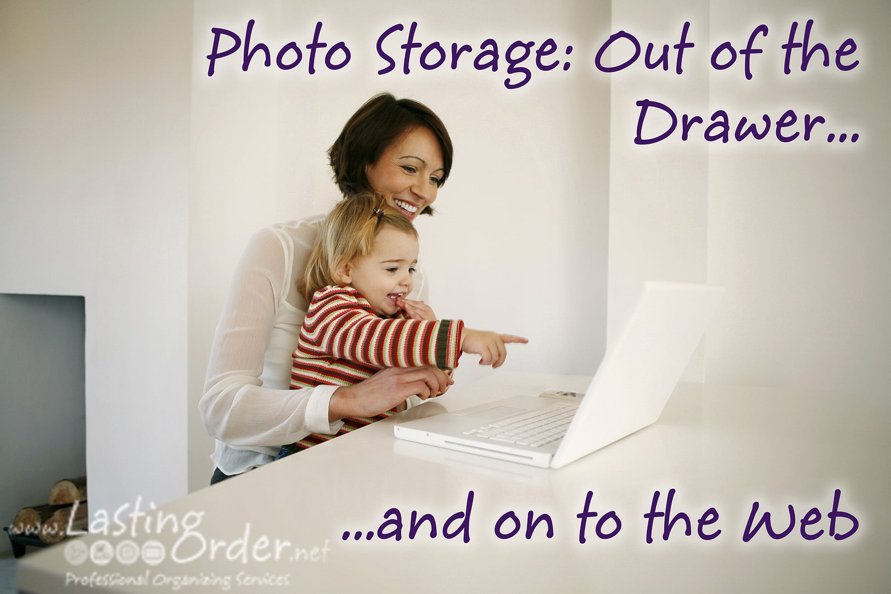 Photo Storage: Out of the Drawer and on to the Web