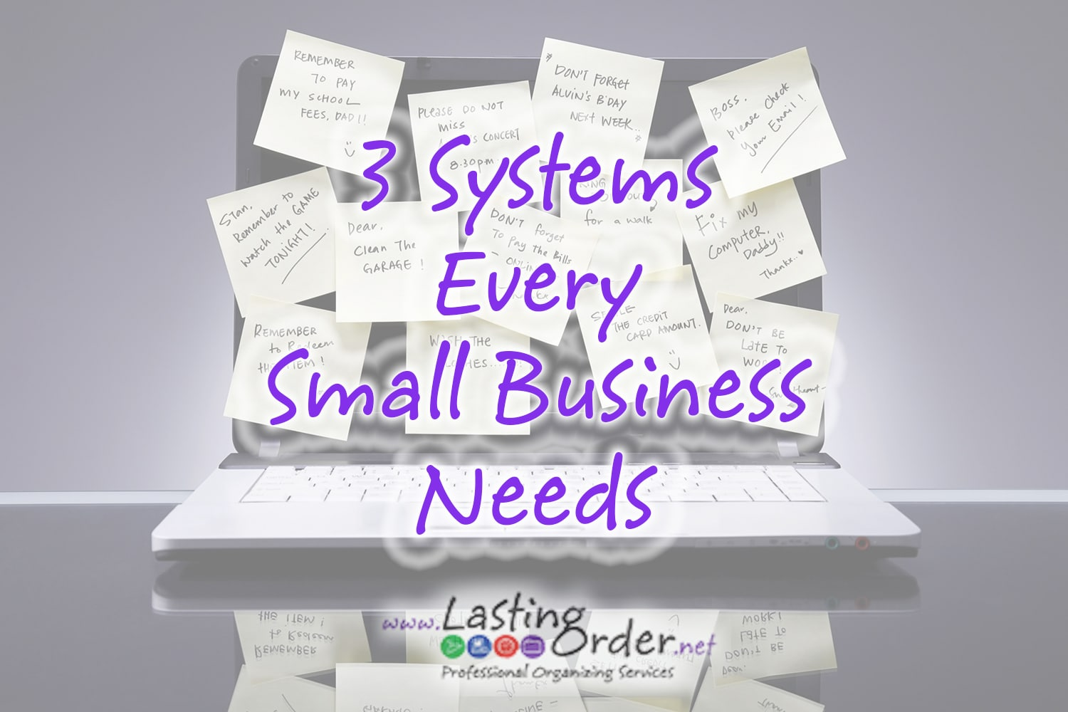 3 Systems Every Small Business Needs
