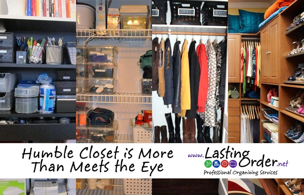 Humble Closet Is More Than Meets The Eye
