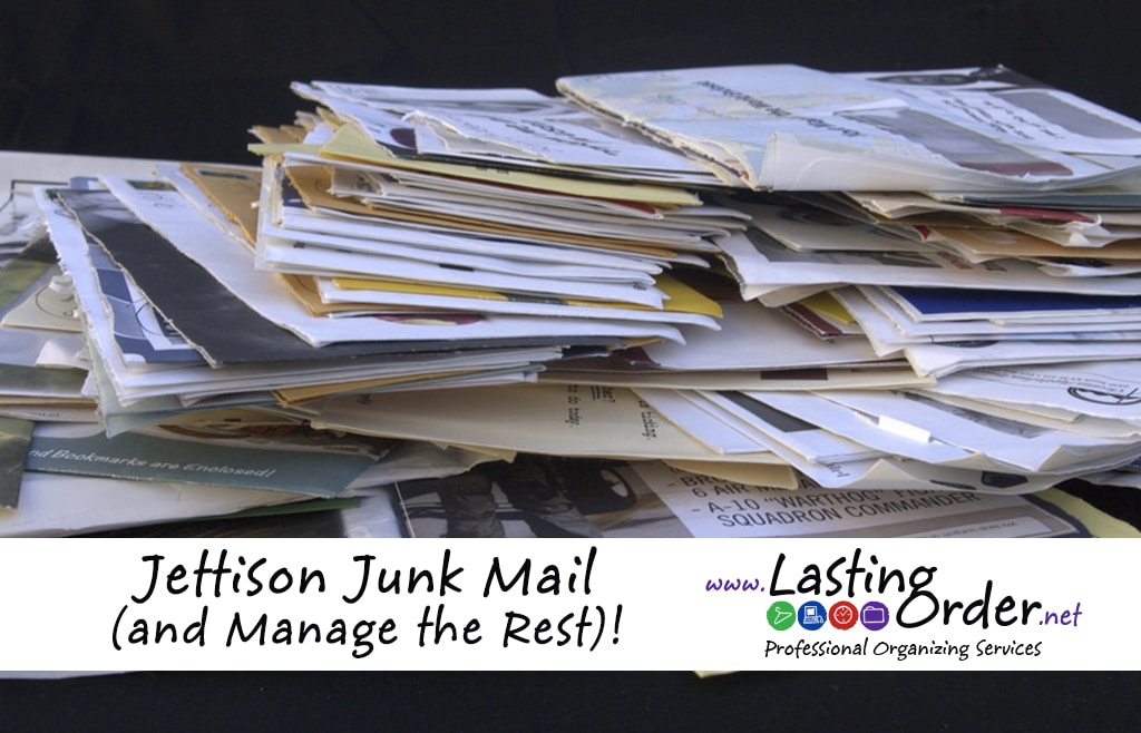 Jettison junk mail (and manage the rest)!