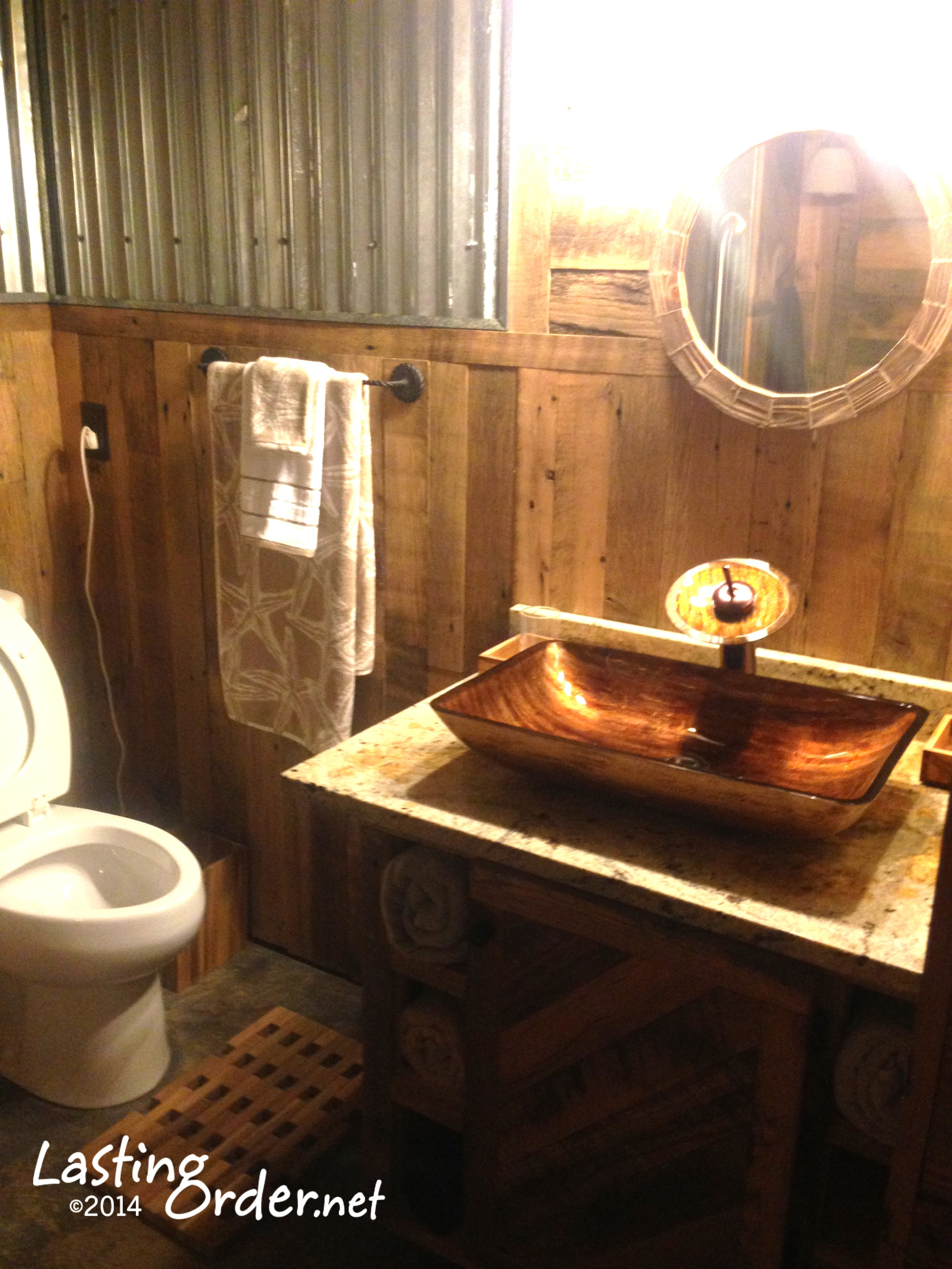 Coolest Bathroom Ever Organizing The Bathroom Before & After Photos  Lasting Order